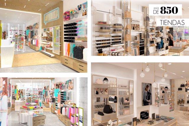 Economía.- Blue Star Group cierra temporalmente todas sus tiendas de Todomoda e