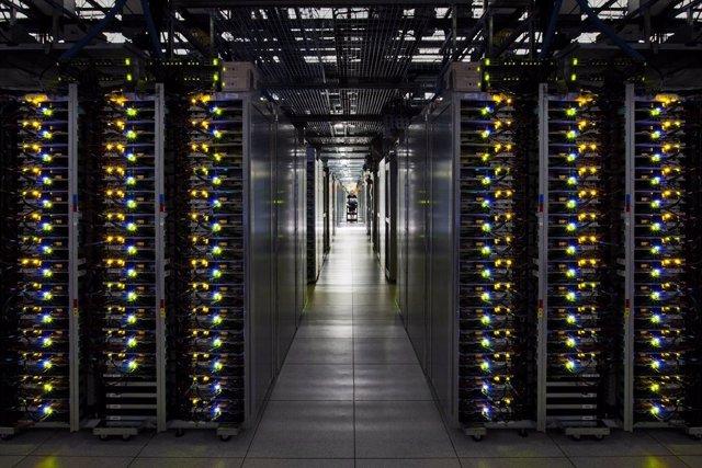 Centro de datos de BT