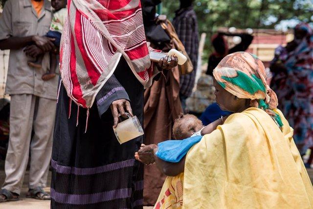 Coronavirus.- El coronavirus, una bomba de relojería para África si no se detien