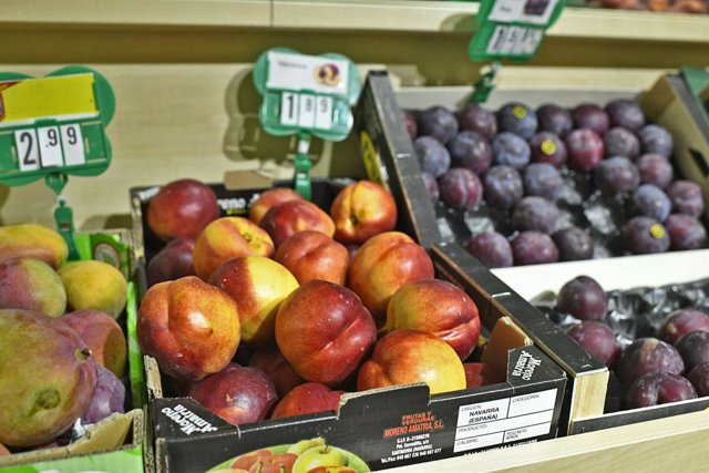 Fruita variada (arxiu)