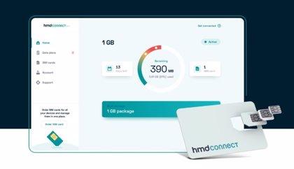 Portaltic.-HMD Global presenta su nuevo servicio de roaming global HMD Connect