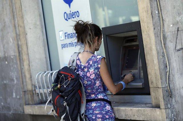 Los bancos argentinos cerrarán sus sucursales hasta el 31 de marzo