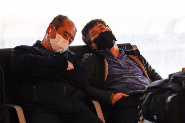 Coronavirus.- La oficina Antifraude la UE investiga la importación de mascarilla