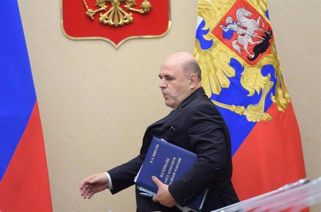 Mikhail Mishustin, primer ministro de Rusia