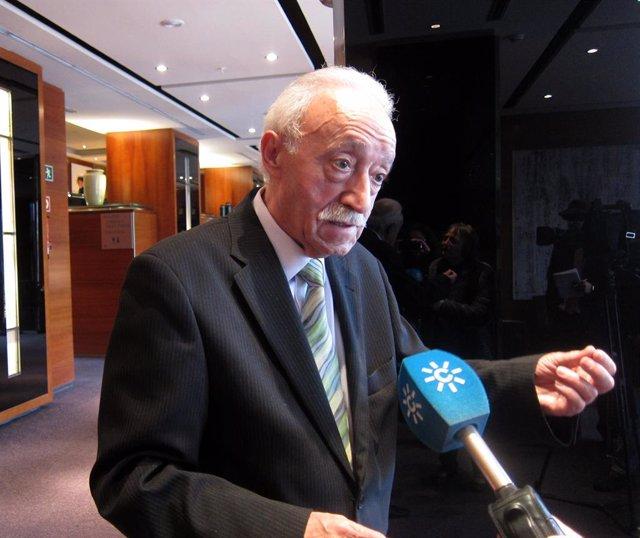 El presidente de Adicae, Manuel Pardos