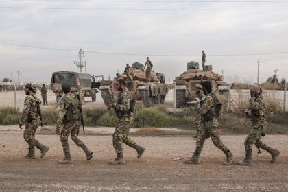 Siria.- Mueren dos soldados de Turquía en un ataque con cohetes en Idlib, primeras bajas de Ankara tras el alto el fuego
