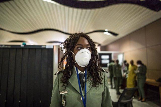 Coronavirus.- Burkina Faso suma ya 40 casos de coronavirus, incluidos dos minist