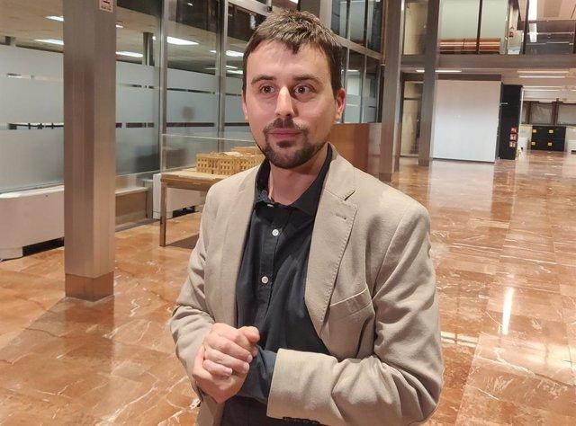 El regidor de Drets de Ciutadania i Participació de Barcelona, Marc Serra