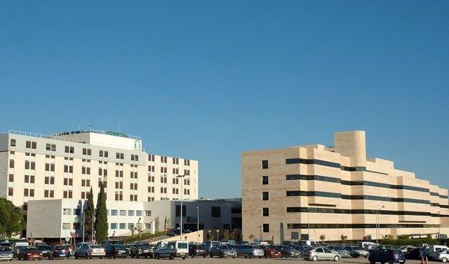 Imagen de archivo del Hospital Reina Sofía de Córdoba.