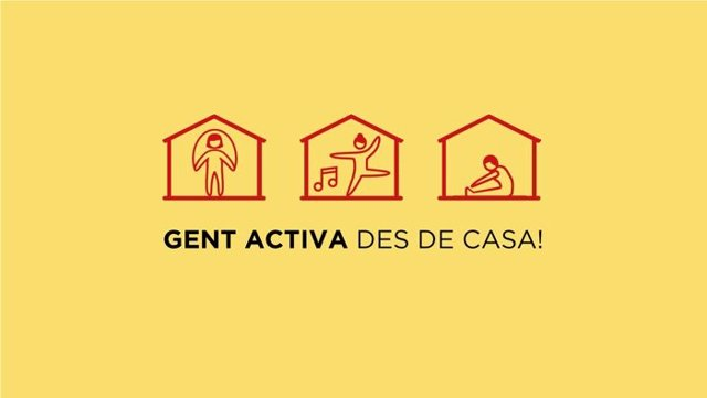 Campanya d'exercici 'Gent activa donis de casa'