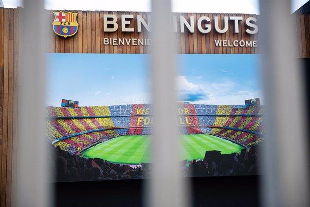 Fútbol.- El Barça celebra que la Eurocopa se dispute en 2021 para tener margen c