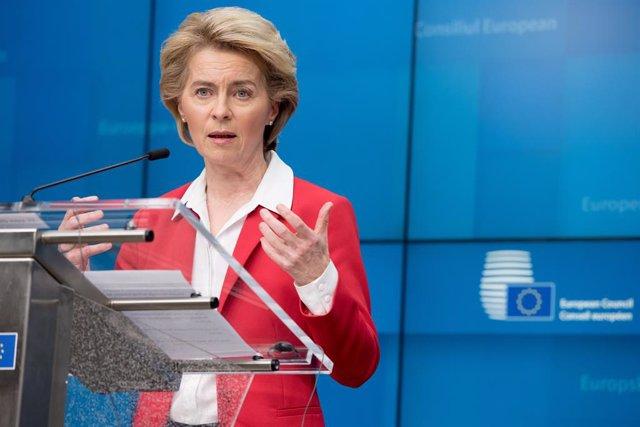 VÍDEO: Bruselas congela las reglas fiscales para que los gobiernos puedan aument