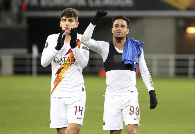 Fútbol.- Los jugadores y el cuerpo técnico de la Roma donan su salario de un día