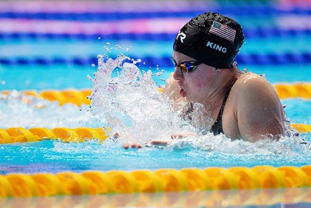 Natación.- El equipo de natación de Estados Unidos pide posponer los Juegos de T
