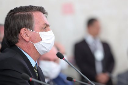 Bolsonaro dice que podría haberse contagiado de Covid-19 y se muestra dispuesto a someterse a una tercera prueba