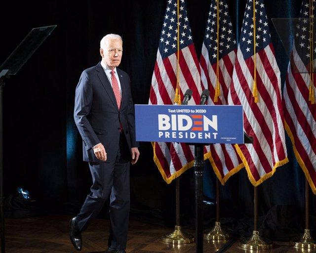 """Coronavirus.- Biden acusa a Trump de decir """"mentiras para hacerse el héroe"""" sobr"""