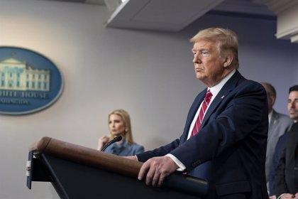 Coronavirus.- Trump descarta la posibilidad de un confinamiento nacional por la pandemia del coronavirus