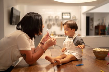 El papel fundamental del logopeda para los síndrome de Down