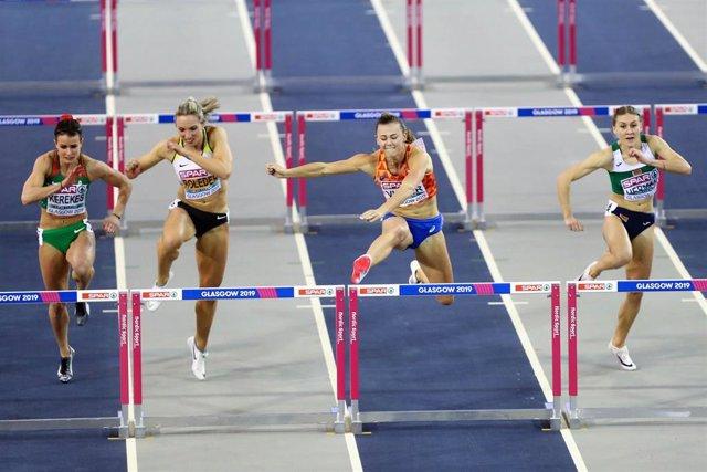 Europeo de atletismo indoor de Glasgow 2019