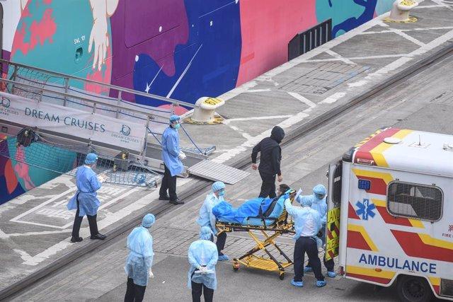 Coronavirus.- Taiwán detecta 18 positivos en personas procedentes del extranjero