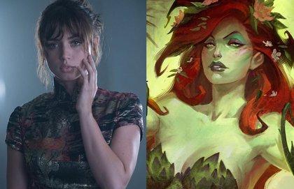 Así sería  Ana de Armas como Hiedra Venenosa en Gotham City Sirens... o ¿The Batman 2?