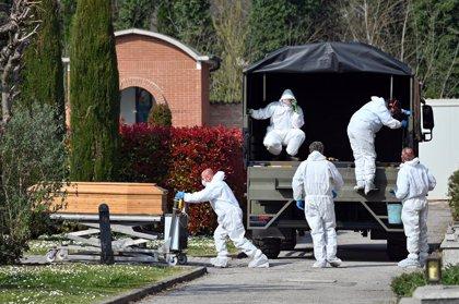 Coronavirus.- Italia anuncia 793 nuevos fallecidos por el coronavirus, un total de casi 5.000 muertos y 42.000 contagios