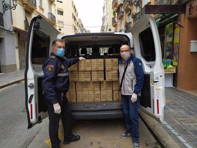 Coronavirus.- La Asociación José Martí dona 40.000 guantes de látex que iba a en
