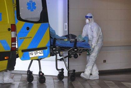 Coronavirus.- Chile confirma la primera fallecida por el nuevo coronavirus