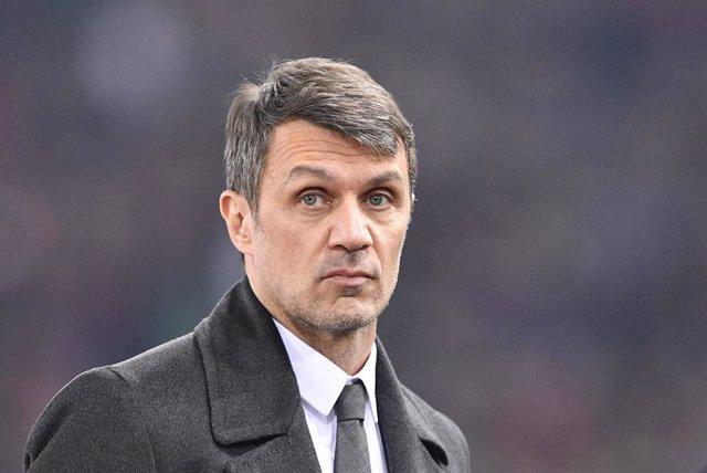 Fútbol.- Paolo Maldini, director deportivo del AC Milan, positivo por coronaviru