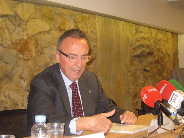 "Fútbol.- Joan Gaspart: ""Siempre recordaré a Lorenzo Sanz muy forofo, como yo"""