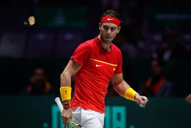 """Tenis.- Rafa Nadal confía en un """"pueblo unido"""" en tiempos """"muy complicados"""" y an"""