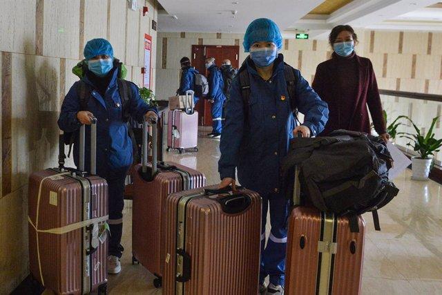 Coronavirus.- China registra un caso local de coronavirus tras tres días sin con