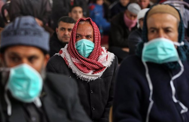 Coronavirus.- La Franja de Gaza confirma sus dos primeros casos de coronavirus