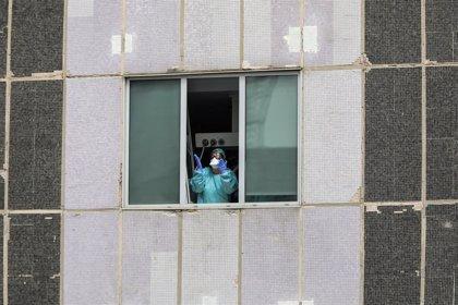 La mitad de los 13.000 hospitalizados en España tiene más de 70 años