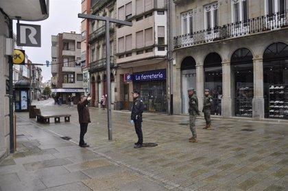 La Brilat se despliega este domingo en Santiago, Monforte (Lugo) y Marín
