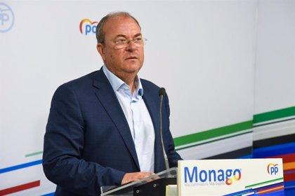 """Monago pide a Vara que organice una respuesta sanitaria propia porque Sánchez """"no ha sabido reaccionar"""""""