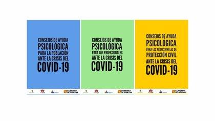 El Ejecutivo aragonés elabora tres documentos con Consejos de Ayuda Psicológica ante la crisis del coronavirus
