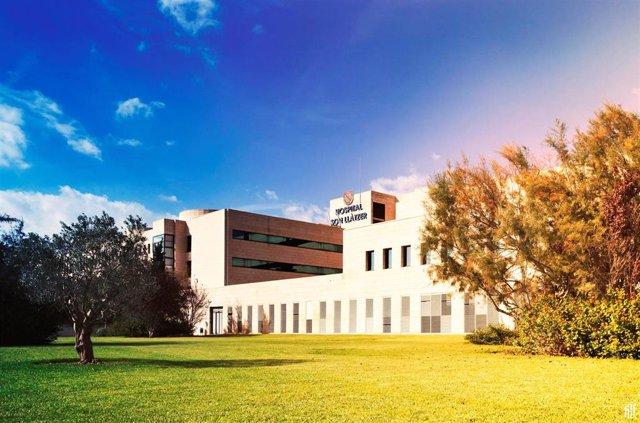Hospital Universitario de Son Llàtzer.