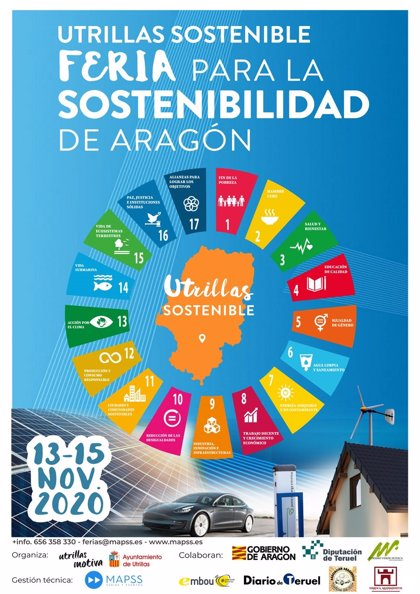 La Feria de Utrillas Sostenible se aplaza a noviembre