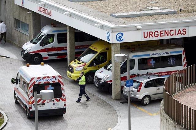 Urgencias del Hospital Universitario Marqués de Valdecilla