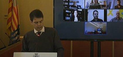 El alcalde de Igualada (Barcelona) dice que aún esperan 4.000 mascarillas