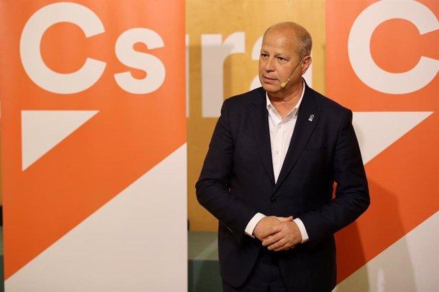 El consejero de Educación y Deporte de Andalucía, Javier Imbroda