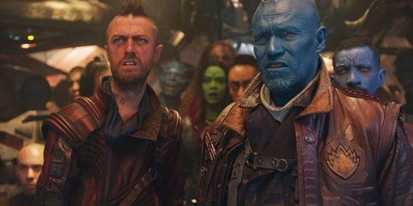 2. James Gunn confirma el regreso de un querido personaje en Guardianes de la galaxia 3