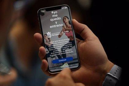El Ayuntamiento de Pamplona ofrece una app gratuita para hacer deporte en casa con un entrenador personal