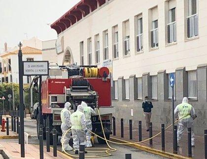 El Gobierno valora la labor de la UME en residencias de mayores de Andalucía