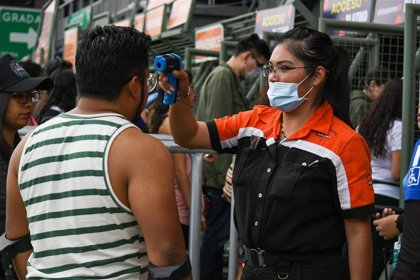 México informa de 251 positivos por coronavirus