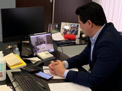 """Luengo destaca la anticipación del Gobierno regional y pide a los vecinos de San Javier """"comprensión"""""""