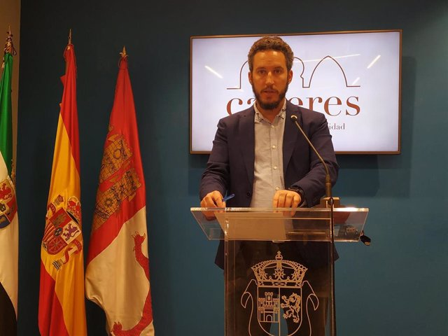 Andrés Licerán, en una imagen de archivo.