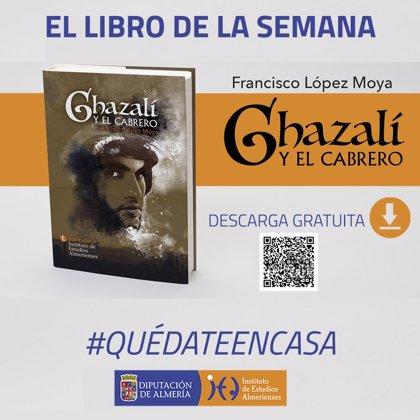 El IEA de Diputación de Almería difunde la cultura en formato digital durante el aislamiento por el coronavirus