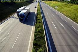 Coronavirus.- El Gobierno regula los vehículos que podrán seguir circulando en caso de cortes de carreteras